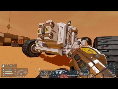 Space Engineers | Escape From Mars | Ep.04 Hydrogen Power!