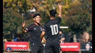 La Sub 17 goleó a Deportes Copiapó