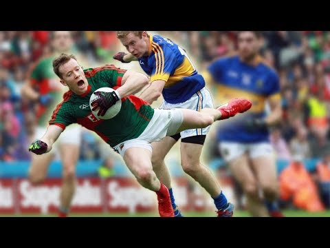 GAA's Biggest Hardest Hits #2 HD