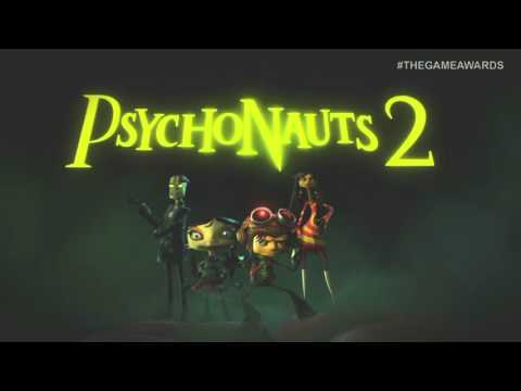 Psychonauts 2 [PS4/XOne/PC] Debut Trailer