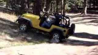 eagle rock colorado off road trail