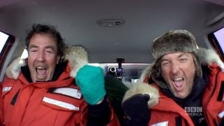 TOP GEAR's Race to the North Pole: Great Moments with JAMES MAY - BBC America