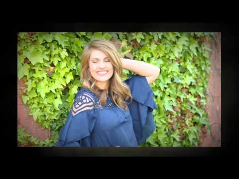 Peyton Fisher - Senior Model for Vanessa G. Photography