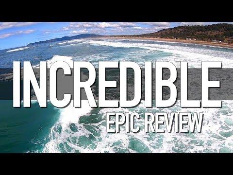 INCREDIBLE LONG RANGE FPV - GEPRC Crocodil 7 - THE EPIC REVIEW