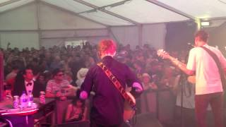 Twisted Wheel - Bad Candy at Kendal Calling 2013