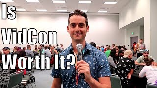 VidCon 2017- DAY IN THE LIFE of a Creator ! 😀