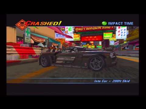 Burnout 3: Takedown (XBOX/XBOX 360) (HD) - Road Rage II
