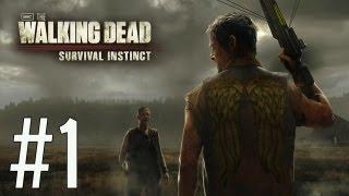 Прохождение The Walking Dead Survival Instinct 1 - Эпидемия