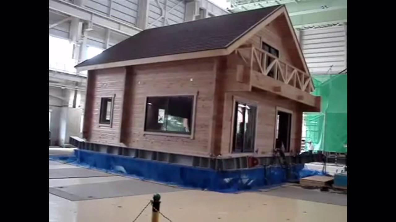 House design earthquake proof - Earthquake Earthquake Proof Wooden Houses Archiline Log Houses