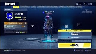 Shoppo Il Corvo/Raven New Skin Fortnite