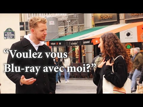 Flirting with French Girls in Paris