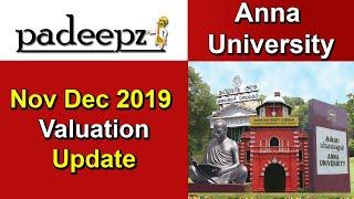 Anna University Nov Dec 2019 Valuation Process | Padeepz