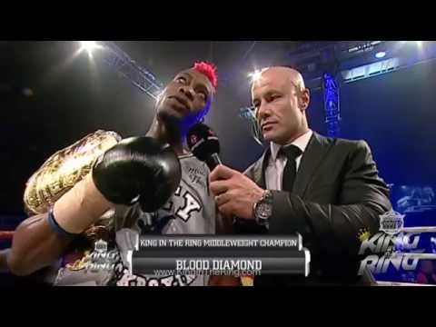 KITR 72III Final - Blood Diamond vs Edwin Samy
