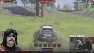 Summit1G reacts to DrDisRespect analysing his tweet on H1Z1