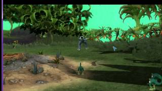 Spore playthrough - 5.Mountain explorers