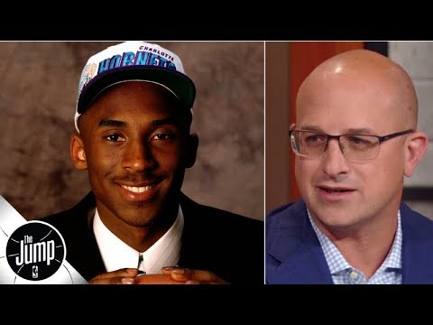 Passing on Kobe Bryant still haunts me to this day - former Nets assistant GM Bobby Marks | The Jump