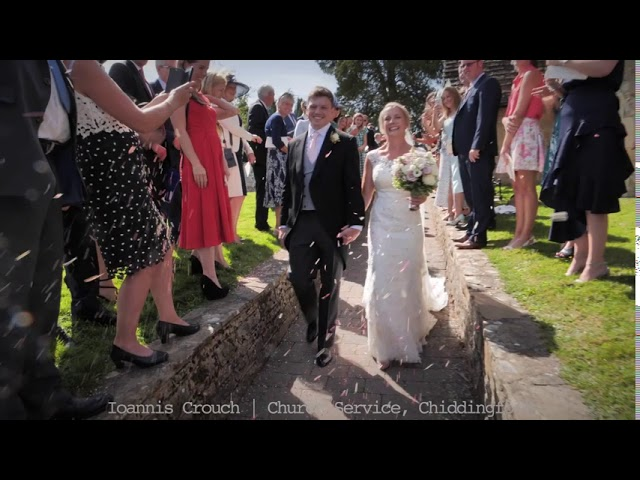 Church Ceremony & Ramster Hall Wedding Film
