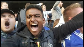 TOUCHLINE DRAMA    CHELSEA 2-2 MANCHESTER UNITED MATCHDAY VLOG    MATCHDAYS WITH LEWIS