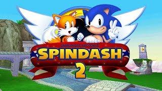 SPINDASH 2 🎵 Dj CUTMAN ► Chao Garden (Sonic the Hedgehog Remix Album) - GameChops