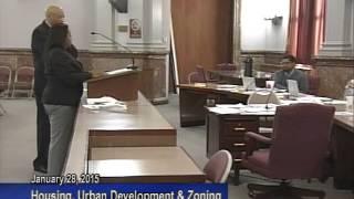 Housing Urban Development Zoning 1 28 15