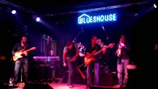 Hungry Heart - 57th street band  29102010 - Blues House