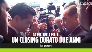 Silvio Berlusconi, i cinesi e un closing (in)finito