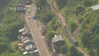 【2000系】特急 南風【土讃本線】Arsgw-0584FA