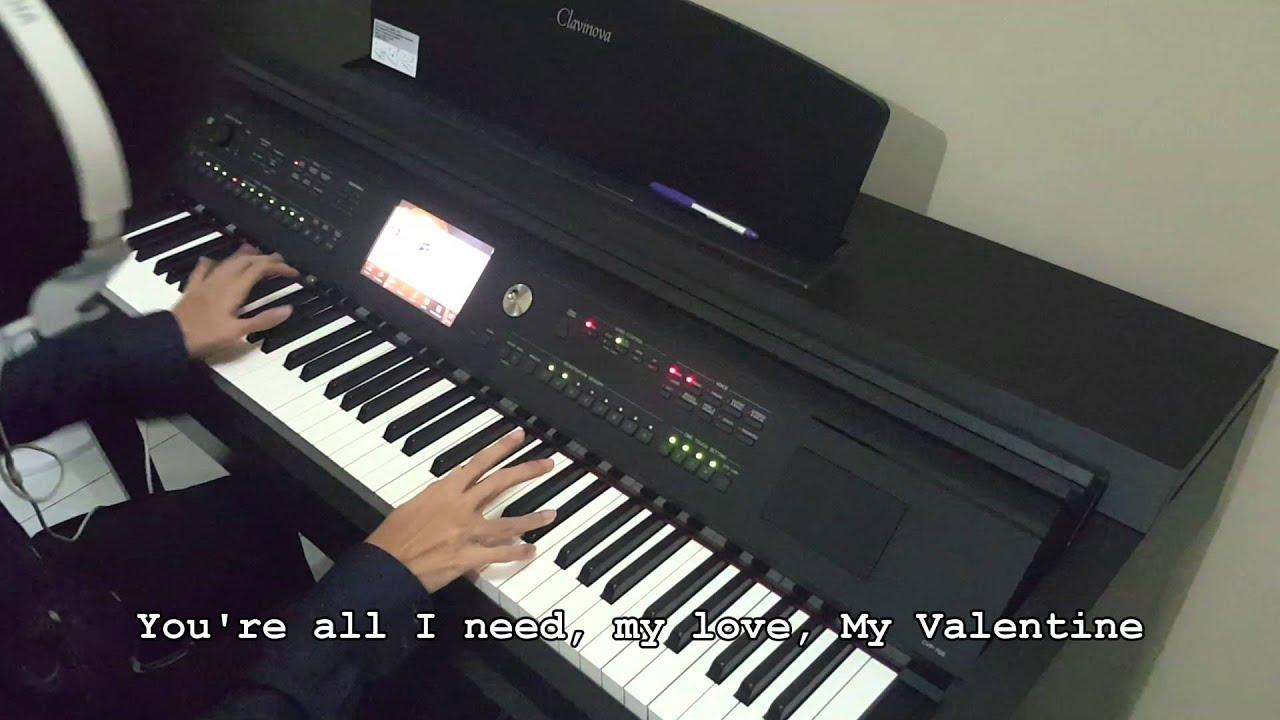 Martina mcbride my valentine piano valentine special chords martina mcbride my valentine piano valentine special chords chordify hexwebz Images