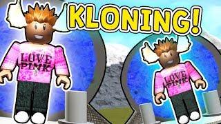 MIN EGEN DME KLON! - Dansk Roblox: Clone Tycoon