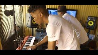 Blackmotion type beat in Fl Studio