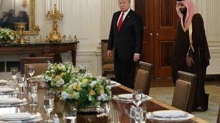 مستشار ولي ولي العهد السعودي يصف لقاء الأمير مع ترامب بالتاريخي..واتفاق على مواجهة إيران-تفاصيل