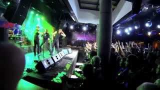 OVERWIND-Разогрев перед Rage - live in Yaroslavl 06.11.2014