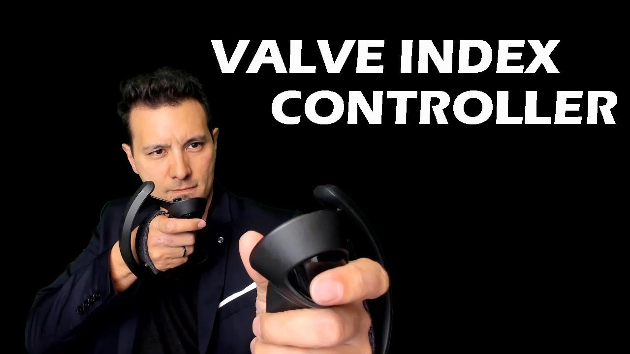 Valve Index Controllers: How Good Are They? How Do They Compare To Rift S  Touch Controllers?