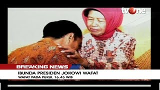 Gambar cover BREAKING NEWS! Ibunda Presiden Jokowi Wafat | tvOne (25/3/2020)