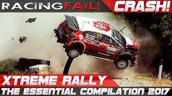 WRC RALLY CRASH EXTREME BEST OF 2017-2020 THE ESSENTIAL COMPILATION! PURE SOUND!