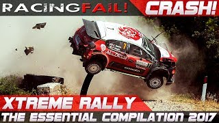 WRC Rally Crash Extreme