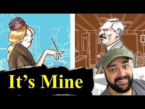 It's Mine Review - with Zee Garcia