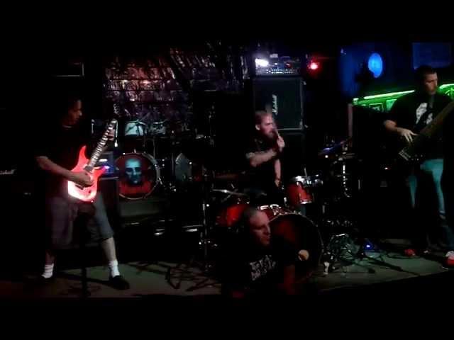Cancer Whore Live at Hangar21!10/22/2014