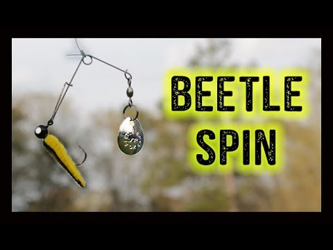 Beetle Spin Tutorial- How To Fish & Rig (2018)