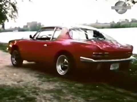BUD LINDEMANN ROAD TEST STUDEBAKER AVANTI II SUPERCHARGED 327 CHEVY ENGINE