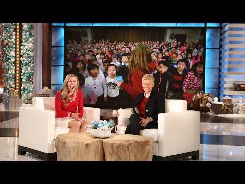 Ellen Meets Julie Patel