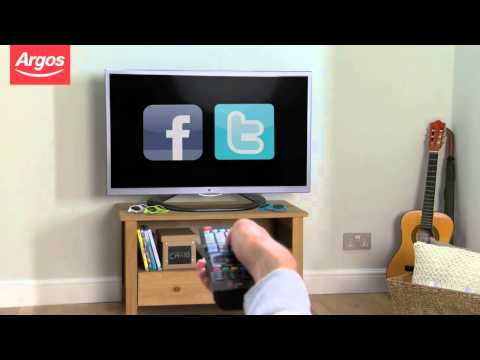 LG 42LA641V 42 Inch 1080p 3D Freeview HD Smart LED TV Argos Review