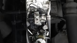 Honda CRV ABS / VSA Brake Pressure Sensor Malfunction видео