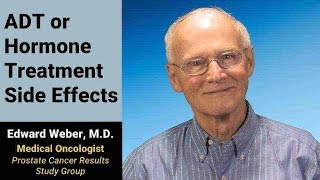 prostate cancer hormone side effects