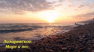 Море и пес ЛАЗАРЕВСКОЕ СЕГОДНЯ СОЧИ