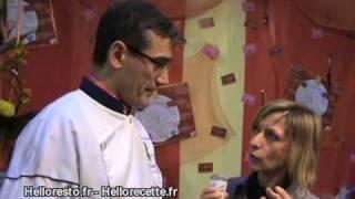 Helloresto - jean pierre tholoniat - salon du tourisme Roanne
