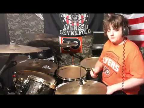 Symphony Of Destruction Drum Cover By Daniel K.