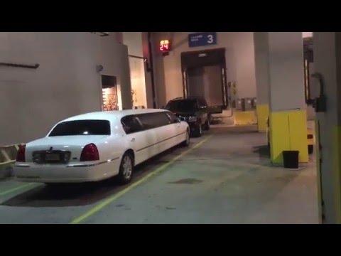 Amway center garage VIP parking