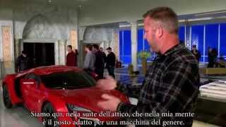 FAST & FURIOUS 7 - Una Lykan Hypersport (sottotitoli in italiano)