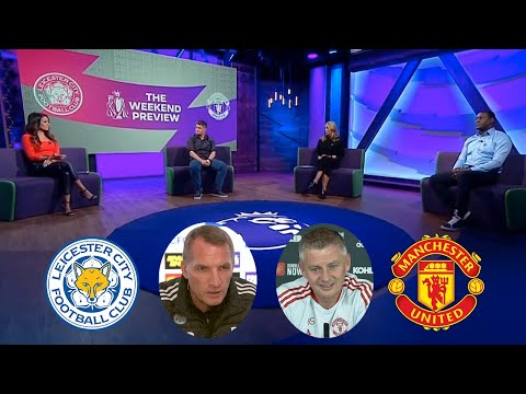 Leicester vs Manchester United Preview | Brendan Rodgers And Ole Solskjaer Inter